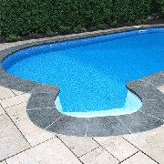 Pools, Coping work Oakville, Ontario